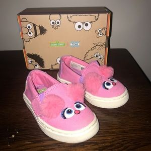 Limited Edition Abby Toms